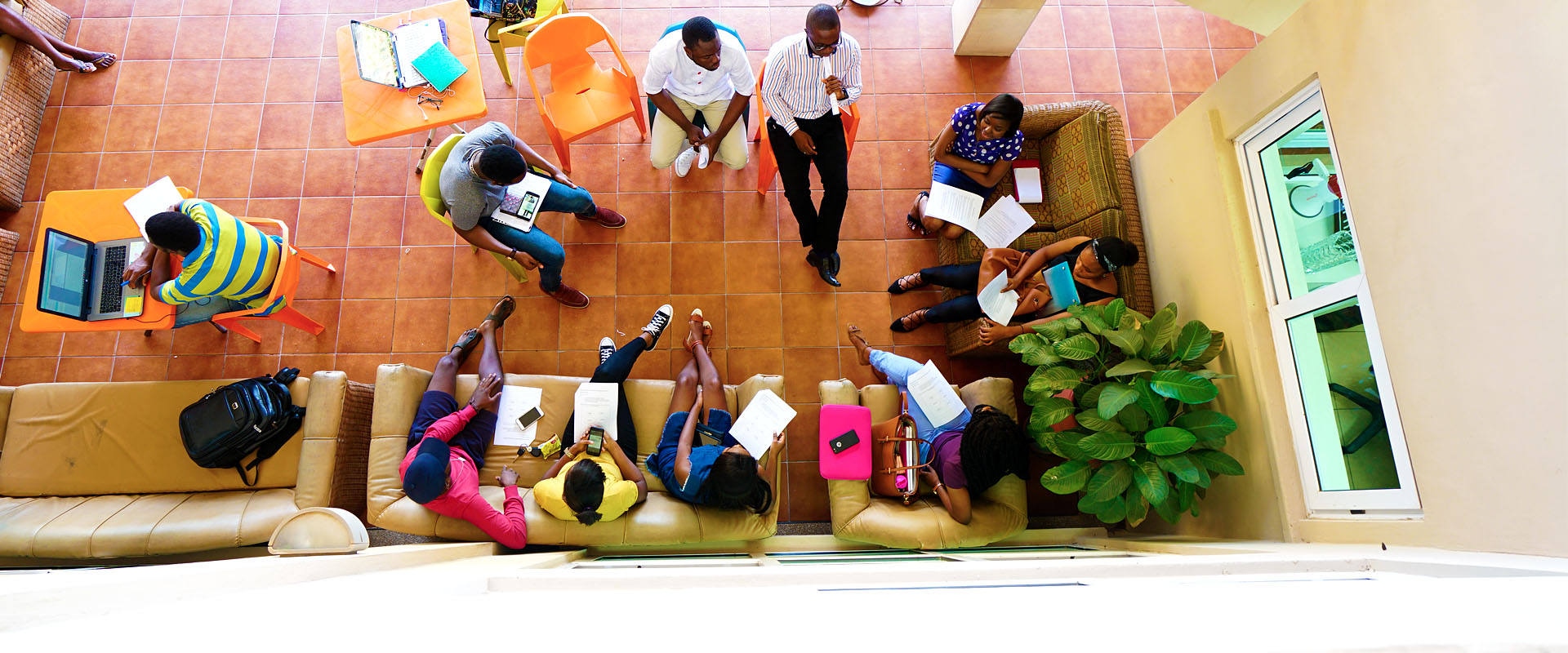 <p>Follow our new blog on Medium to read stories about life at Ashesi</p>