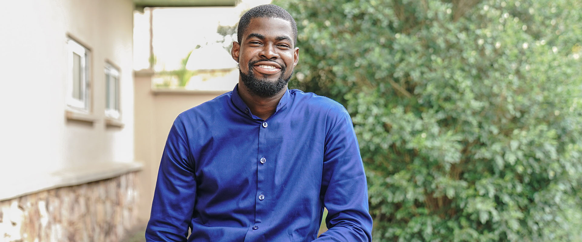 <p>Selected by classmates, Bryan Achiampong will deliver valedictorian speech</p>